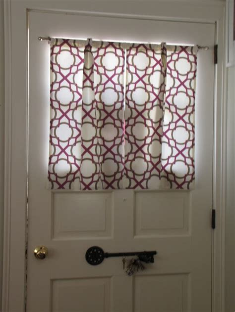 small window curtains for front door curtains for small door windows 28 images 32 pictures