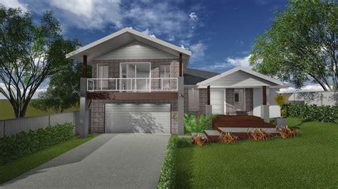 split level home designs 4 bedroom home design storey house plan wave