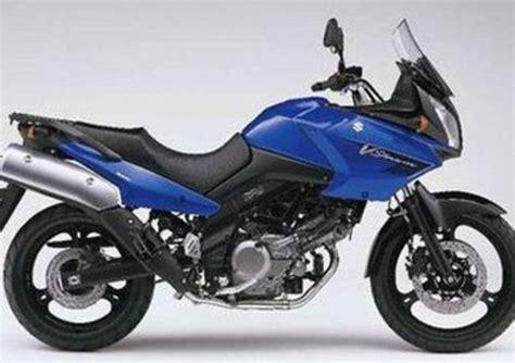 2006 Suzuki V Strom 650 by Suzuki V Strom 650 Dl 2006 07 Prezzo E Scheda Tecnica