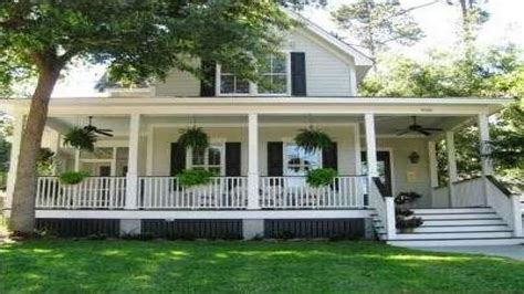 house with wrap around porch southern country style homes southern style house with