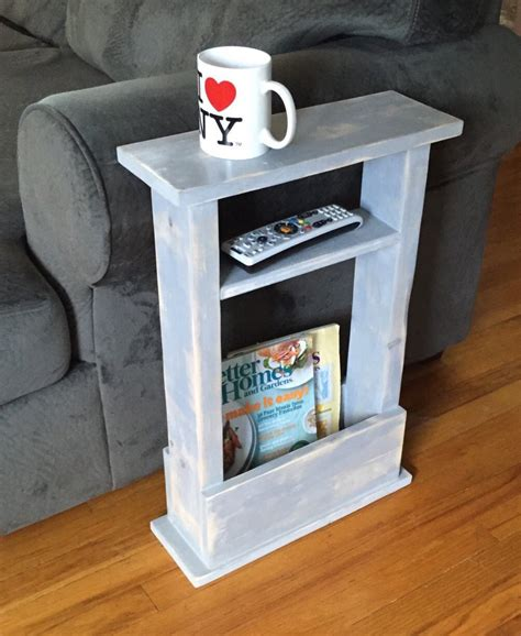 sofa side table storage side table mini side table apartment decor small