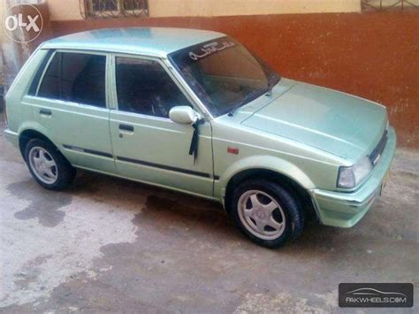 Daihatsu Charade For Sale by Used Daihatsu Charade Cx 1986 Car For Sale In Karachi