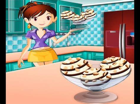 guegos de cocina con sara juegos de cocina con sara helado de vainilla youtube