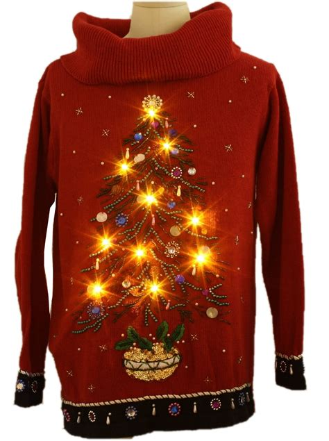 Sweaters With Lights And by Sweater Lights Sweater