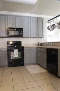 black kitchen cabinets with black appliances grey kitchen cabinets with black appliances winda 7