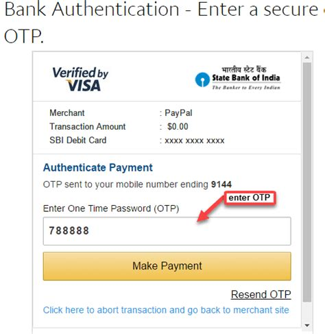 how to make a paypal account with debit card how to link sbi debit card with paypal alldigitaltricks