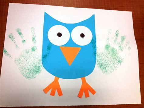 owl craft owl storytime narrating tales of preschool storytime