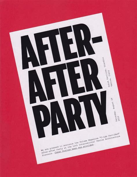 after invitations after invitation cimvitation