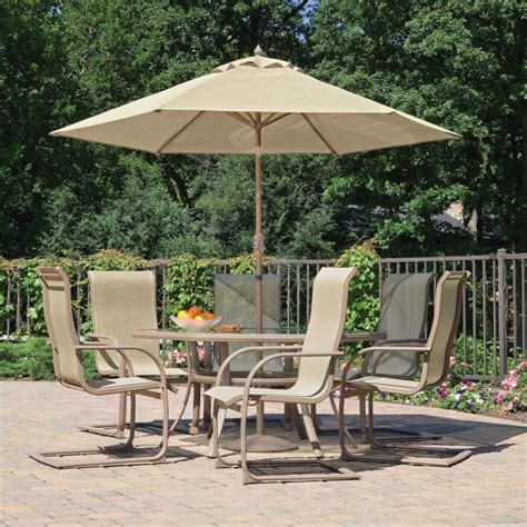 patio furniture umbrellas furniture design ideas stylish patio furniture with