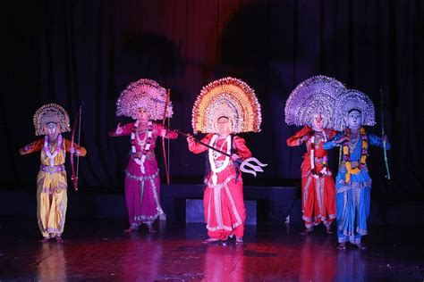 Indian States chhau dance wikipedia