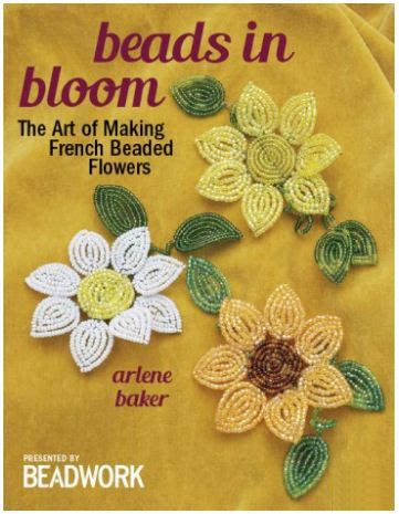 how to make beaded flowers how to make beautiful beaded flowers with wire interweave