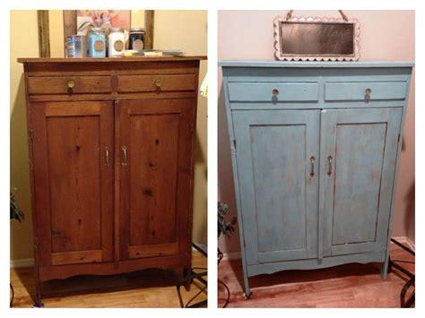 chalk paint robin s egg blue restored an cupboard in robin egg blue chalk based