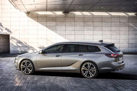 Insignia Opel by 2017 Opel Insignia Sports Tourer Pictures Gm Authority