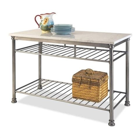 home styles orleans kitchen island home styles the orleans island w marble veneer top kitchen cart ebay