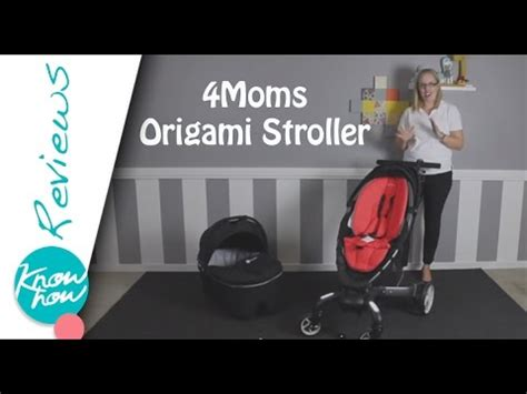 4moms origami reviews 4moms origami stroller review check out the automatic