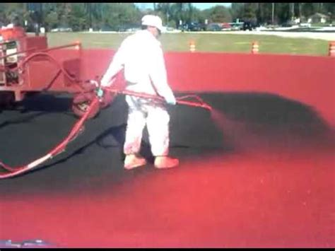 spray paint for rubber surfaces polymeric sports surface epdm structured spray