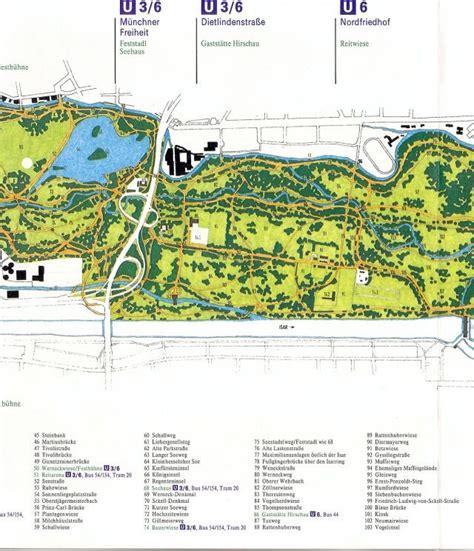 Englischer Garten München Nordteil by Ein Erfinder Und Seine Pl 228 Ne