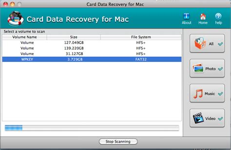 card program for mac card data recovery for mac trial for free 29 95