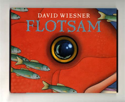 flotsam picture book flotsam 1st edition 1st printing david wiesner books