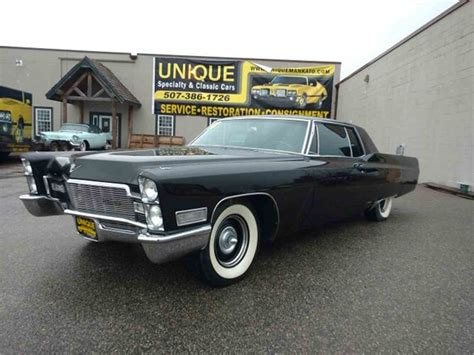 1968 Cadillac Coupe by 1968 Cadillac Coupe For Sale Classiccars