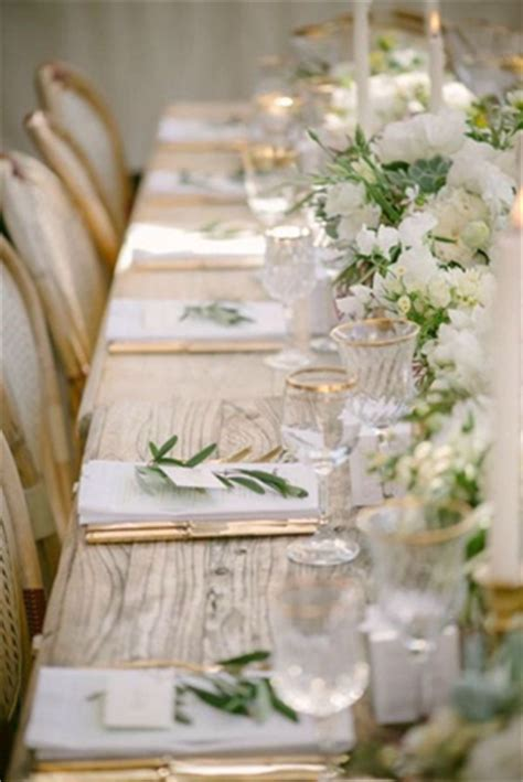 white table decoration ideas 2017 wedding trends top 30 greenery wedding decoration ideas