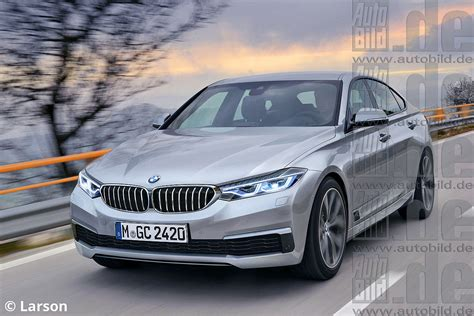 Bmw 2 Series Gran Coupe by Photoshop Bmw 2 Series Gran Coupe Shows An Attractive