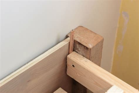 how to make a wood bed frame some wood bed frame tips for you