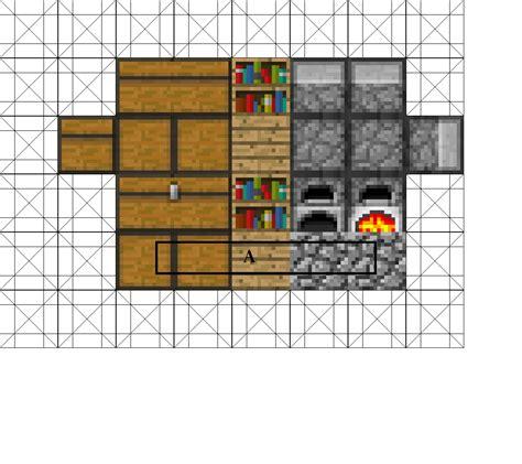 paper craft house papercraft steve s house