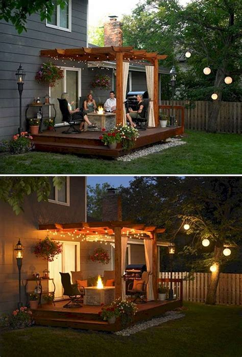 back yard patio designs best 25 backyard deck designs ideas on decks
