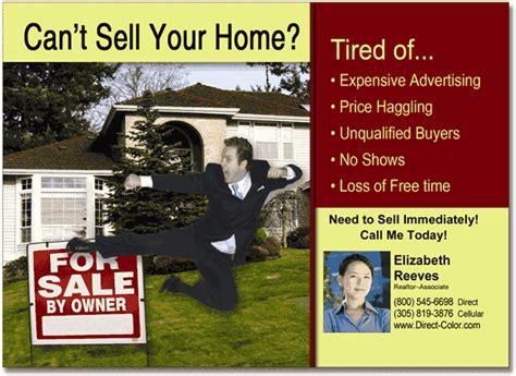 real estate prospect postcards marketing postcard