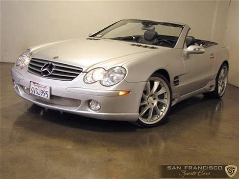 all car manuals free 2005 mercedes benz sl class transmission control 2005 mercedes benz sl500 lorinser a sleek convertible sports car youtube