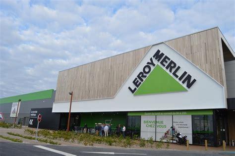 le tout nouveau magasin leroy merlin a ouvert ses portes 224 montivilliers normandie fr