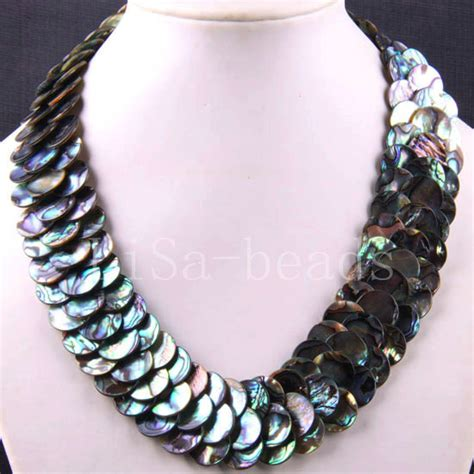 how to make abalone shell jewelry jewelry new zealand abalone shell necklace 20
