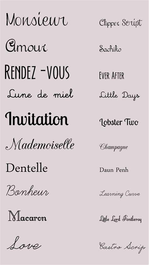 polices de mariage romantique 224 t 233 l 233 charger typographie calligraphie et design