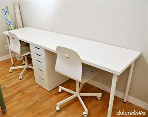 desk for 2 persons 25 best ideas about two person desk on 2