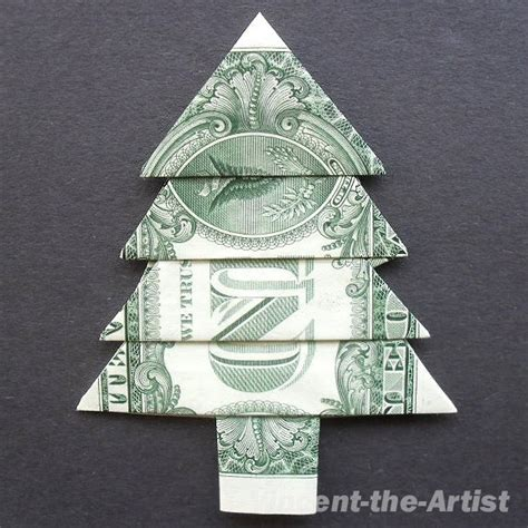 how to make an origami out of money 1000 ideas about money origami on dollar