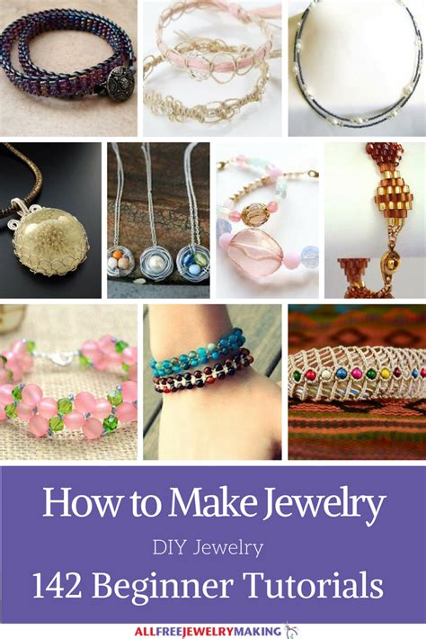 how to make jewelry for beginners how to make jewelry 142 beginner diy jewelry tutorials