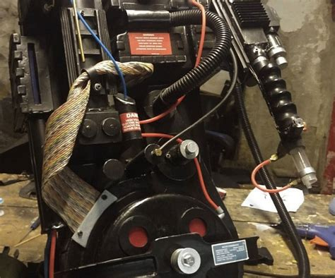 Ghostbusters Replica Proton Pack by Ghostbusters Proton Pack Interwebs