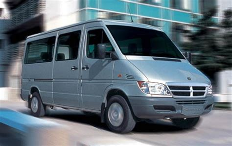2006 Dodge Sprinter by 2006 Dodge Sprinter Cargo Information And Photos