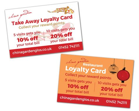 how to make loyalty cards loyalty cards