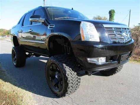 2008 Cadillac Escalade Truck by 2008 Cadillac Escalade Ext Lifted Truck