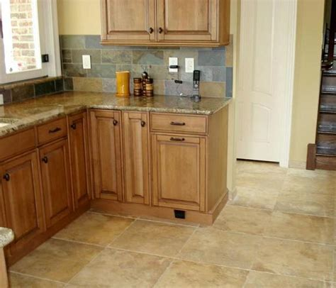 ceramic tile kitchen floor 6 types of kitchen floor tile what is your choice