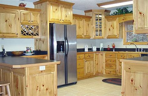 pine cabinets kitchen 10 rustic kitchen designs with unfinished pine kitchen