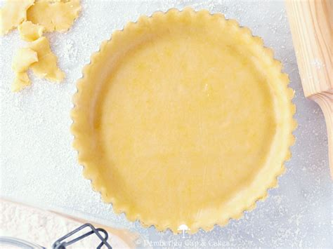 pate sucree sweet tart dough recipe dishmaps