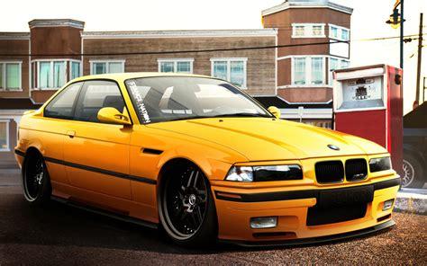 Yellow Car Wallpaper Hd by Bmw M3 Yellow Car Hd Wallpaper 4k Cars Wallpapers