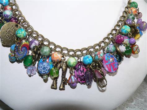 how to make hippie jewelry hippie jewelry charm bracelet hippie chic