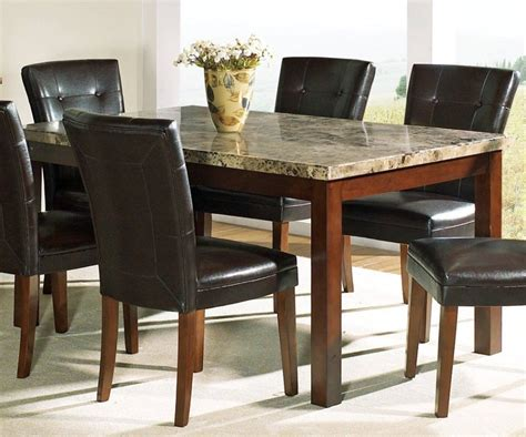 dining room table with marble top marble top dining room table marceladick