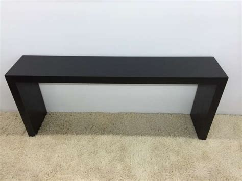 parsons sofa table parsons sofa table two dollar who took