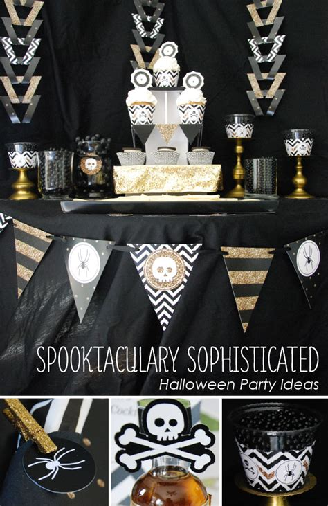 sophisticated decorations spooktacularly sophisticated decoration ideas
