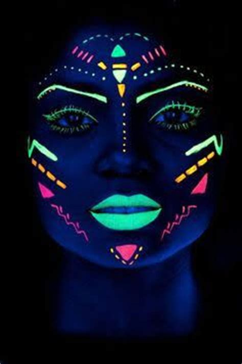 glow in the paint durban 25 best ideas about black light makeup on uv